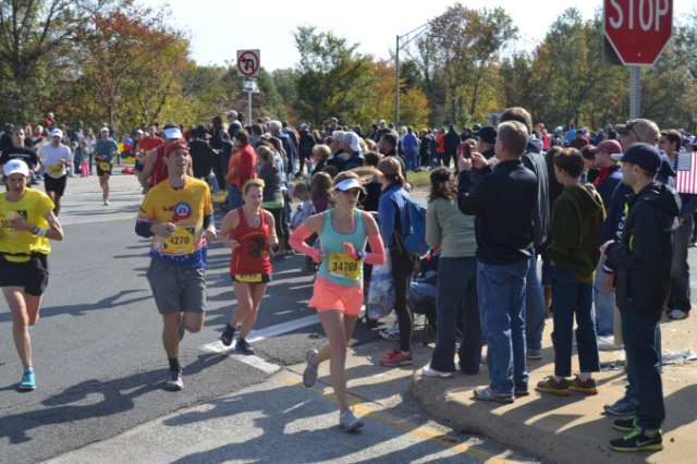 Looking to find that motivation and determination I had last year running the marine corps marathon.
